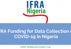 IFRA-Funding-for-Data-Collection-on-COVID-19-in-Nigeria 2020