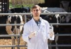 What is Animal nutrition salary?