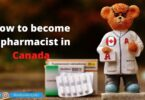 How to become a pharmacist in Canada