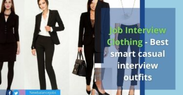 Job Interview Clothing - Best smart casual interview outfits