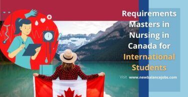 Requirements Masters in Nursing in Canada for International Students