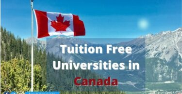 Best 20 Tuition Free Universities in Canada