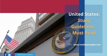 United States: Study Guidelines - Must Read