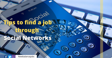 Tips to find a job through Social Networks