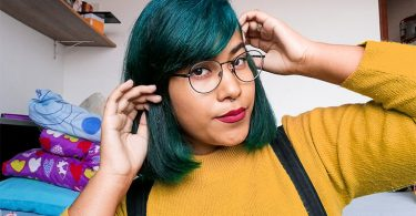 Hair colour for job interview