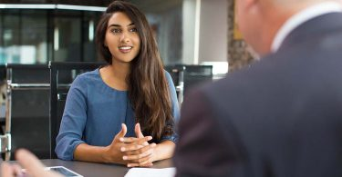 how to desribe your personality in an interview